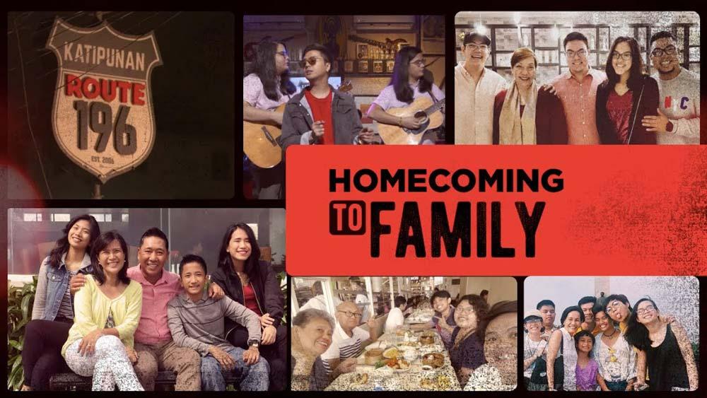 Ben&Ben and Sam Concepcion for COke Studio PH Season 2 Homecoming